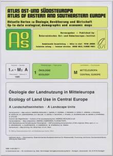 Abbildung von Richling | Atlas Ost- und Südosteuropa | 1996