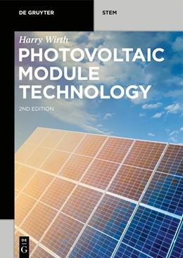 Abbildung von Wirth | Photovoltaic Module Technology | 2. Auflage | 2020 | beck-shop.de