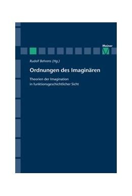 Abbildung von Behrens | Ordnung des Imaginären | 2015 | Theorien des Imaginären in fun... | 2 (2002)