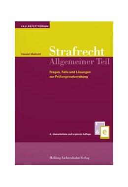 Abbildung von Maihold   Strafrecht Allgemeiner Teil   4. Auflage   2020   beck-shop.de
