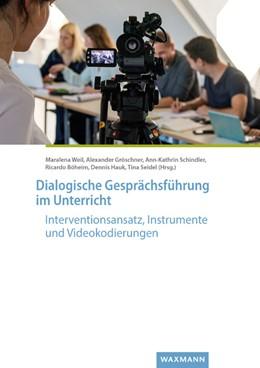 Abbildung von Weil / Gröschner | Dialogische Gesprächsführung im Unterricht | 1. Auflage | 2020 | beck-shop.de