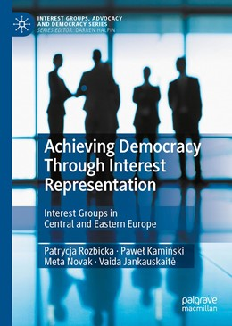 Abbildung von Rozbicka / Kaminski | Achieving Democracy Through Interest Representation | 1. Auflage | 2020 | beck-shop.de