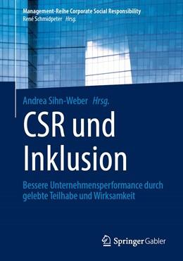 Abbildung von Sihn-Weber   CSR und Inklusion   1. Auflage   2021   beck-shop.de