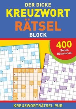 Abbildung von Der dicke Kreuzworträtselblock | 1. Auflage | 2020 | beck-shop.de
