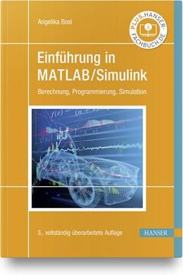 Abbildung von Bosl   Einführung in MATLAB/Simulink   3. Auflage   2020   beck-shop.de