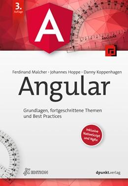 Abbildung von Malcher / Hoppe | Angular | 3. Auflage | 2020 | beck-shop.de
