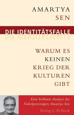 Abbildung von Sen | Die Identitätsfalle | 3. Auflage | 2020 | beck-shop.de