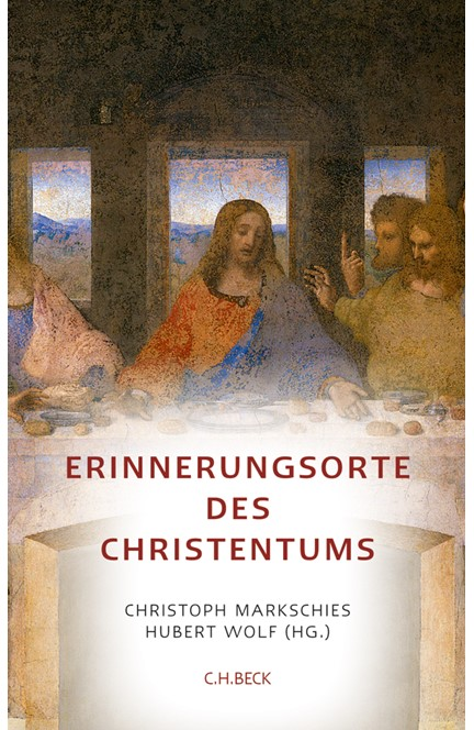 Cover: , Erinnerungsorte des Christentums