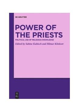 Abbildung von Kubisch / Klinkott | Power of the Priests | 1. Auflage | 2021 | beck-shop.de