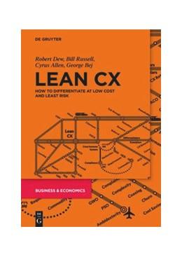 Abbildung von Dew / Russell | Lean CX | 1. Auflage | 2021 | beck-shop.de