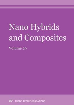 Abbildung von Al-Ahmed / Kim | Nano Hybrids and Composites Vol. 29 | 1. Auflage | 2020 | beck-shop.de