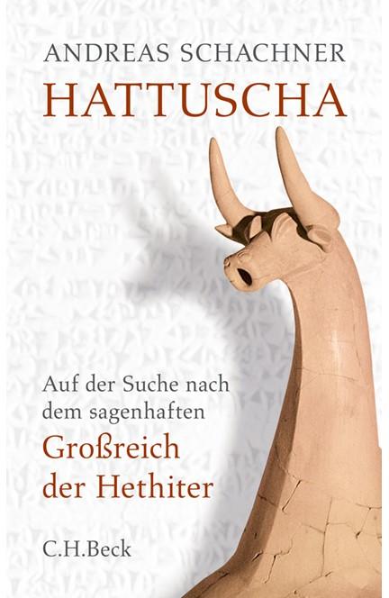 Cover: Andreas Schachner, Hattuscha