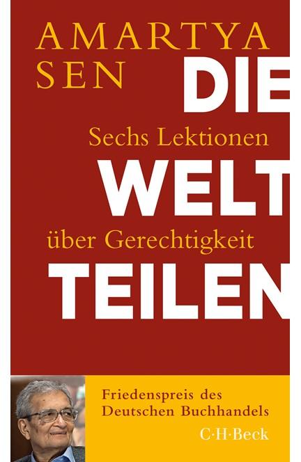 Cover: Amartya Sen, Die Welt teilen