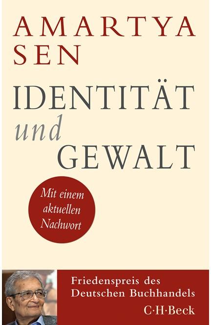 Cover: Amartya Sen, Identität und Gewalt