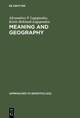Abbildung von Lagopoulos / Boklund-Lagopoulou | Meaning and Geography | Reprint 2014 | 1992 | The Social Conception of the R... | 104