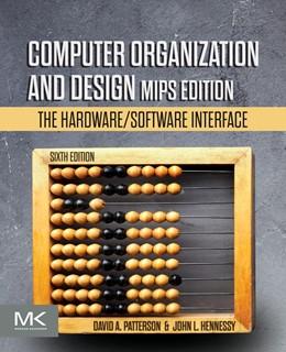 Abbildung von Patterson / Hennessy | Computer Organization and Design MIPS Edition | 6. Auflage | 2020 | beck-shop.de