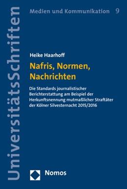 Abbildung von Haarhoff | Nafris, Normen, Nachrichten | 1. Auflage | 2020 | beck-shop.de