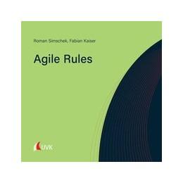 Abbildung von Simschek / Kaiser   Agile Rules   1. Auflage   2021   beck-shop.de