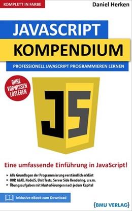 Abbildung von Herken | JavaScript Kompendium | 1. Auflage | 2020 | beck-shop.de