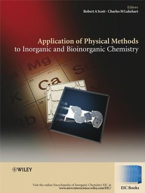 Abbildung von Scott | Applications of Physical Methods to Inorganic and Bioinorganic Chemistry | 1. Auflage | 2007