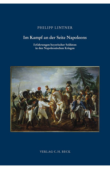 Cover: Philipp Lintner, Im Kampf an der Seite Napoleons