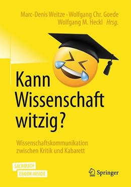Abbildung von Weitze / Goede   Kann Wissenschaft witzig?   1. Auflage   2020   beck-shop.de
