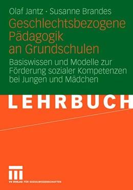 Abbildung von Jantz / Brandes   Geschlechtsbezogene Pädagogik and Grundschulen   2006   Basiswissen und Modelle zur Fö...