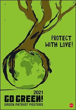Abbildung von Heye | Green Patriot Posters Kalender 2021 | 1. Auflage | 2020 | beck-shop.de