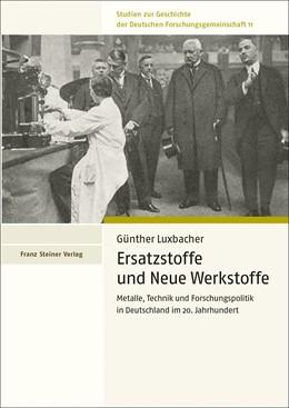 Abbildung von Luxbacher | Ersatzstoffe und Neue Werkstoffe | 1. Auflage | 2020 | 11 | beck-shop.de
