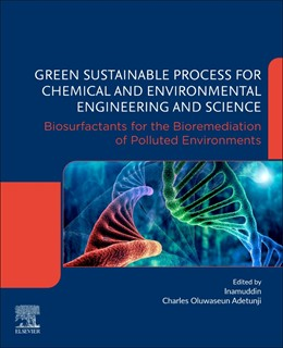 Abbildung von Inamuddin / Adetunji | Green Sustainable Process for Chemical and Environmental Engineering and Science | 1. Auflage | 2021 | beck-shop.de
