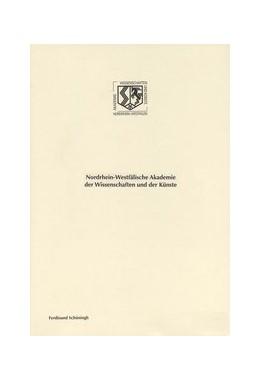 Abbildung von Heinloth | Nahrung und Energie | 1. Aufl. 2008 | 2008 | Schranken und Chancen im Licht...
