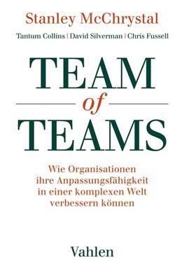 Abbildung von McChrystal / Collins   Team of Teams   1. Auflage   2020   beck-shop.de