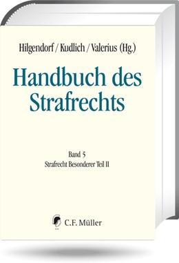 Abbildung von Hilgendorf / Kudlich | Handbuch des Strafrechts | 1. Auflage | 2020 | beck-shop.de