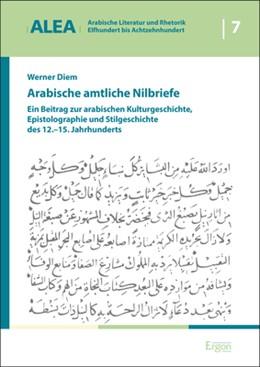 Abbildung von Diem | Arabische amtliche Nilbriefe | 1. Auflage | 2020 | beck-shop.de