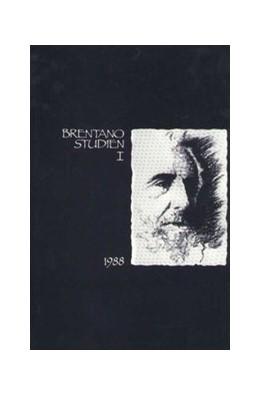 Abbildung von Park | Untersuchungen zur Werttheorie bei Franz Brentano | 1991 | Brentano Studien, Beiheft I