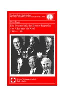 Abbildung von Bingen | Die Polenpolitik der Bonner Republik von Adenauer bis Kohl 1949 - 1991 | 1998 | 33