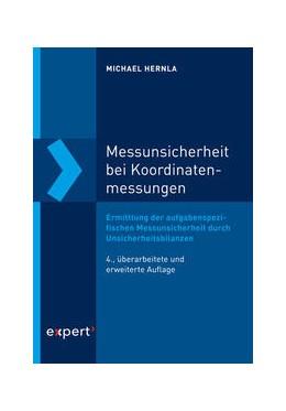 Abbildung von Hernla   Messunsicherheit bei Koordinatenmessungen   4. Auflage   2020   beck-shop.de