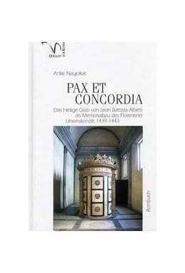Abbildung von Naujokat | Pax et concordia | 2006 | Das Heilige Grab von Leon Batt...