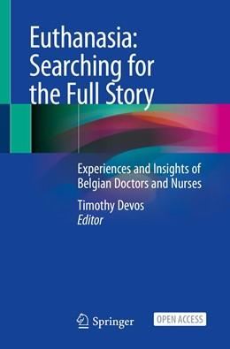 Abbildung von Devos | Euthanasia: Searching for the Full Story | 1. Auflage | 2021 | beck-shop.de