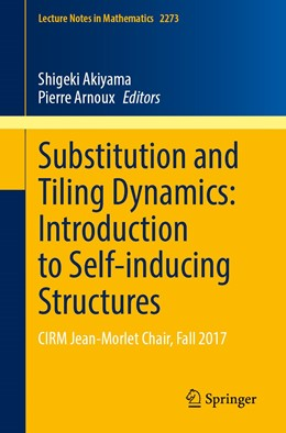 Abbildung von Akiyama / Arnoux   Substitution and Tiling Dynamics: Introduction to Self-inducing Structures   1. Auflage   2020   2273   beck-shop.de