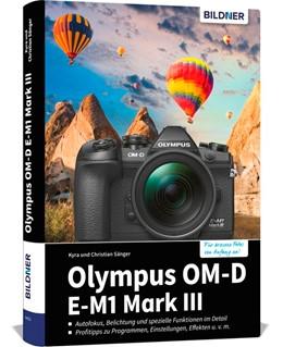 Abbildung von Spona | Olympus OM-D E-M1 Mark III | 1. Auflage | 2021 | beck-shop.de