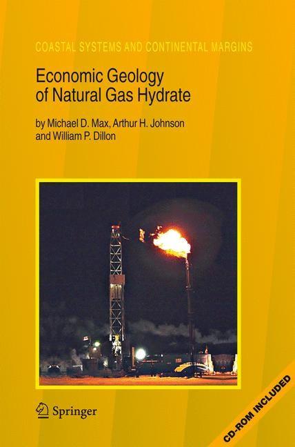 Abbildung von Max / Johnson / Dillon | Economic Geology of Natural Gas Hydrate | 2005