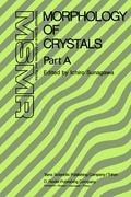 Abbildung von Sunagawa | Morphology of Crystals | 1988