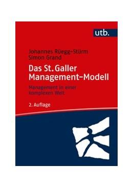 Abbildung von Rüegg-Stürm / Grand | Das St. Galler Management-Modell | 2. Auflage | 2020 | beck-shop.de