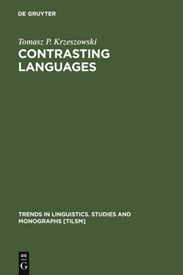 Abbildung von Krzeszowski | Contrasting Languages | 1990 | 1990 | The Scope of Contrastive Lingu... | 51