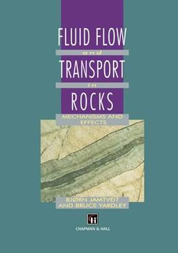 Abbildung von Jamtveit / Yardley | Fluid Flow and Transport in Rocks | 1997 | 1996