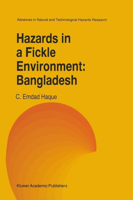 Abbildung von Haque | Hazards in a Fickle Environment: Bangladesh | 1997