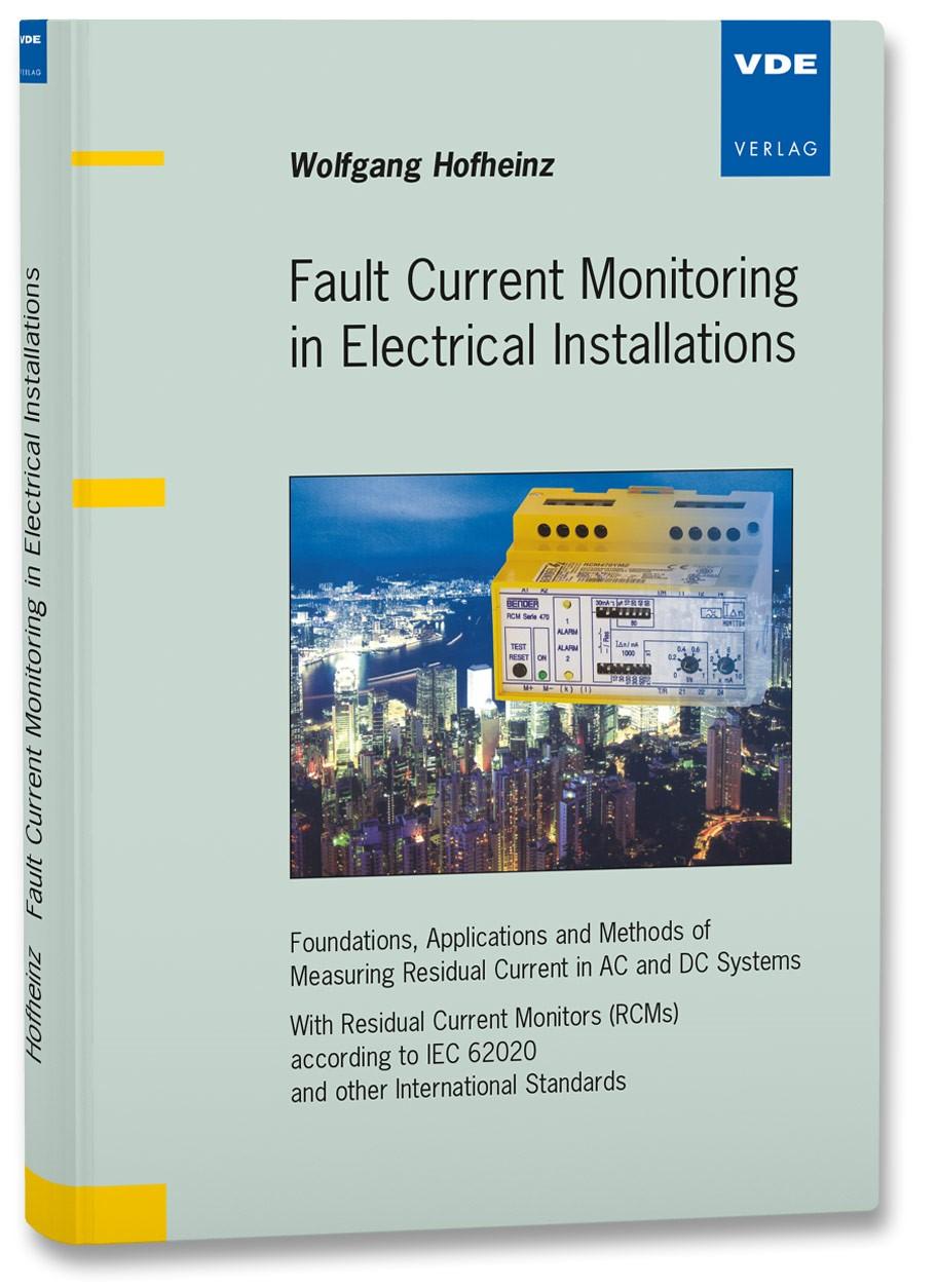 Abbildung von Hofheinz | Fault Current Monitoring in Electrical Installations | Neuerscheinung | 2004