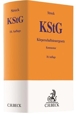 Abbildung von Streck   Körperschaftsteuergesetz: KStG   10. Auflage   2021   beck-shop.de
