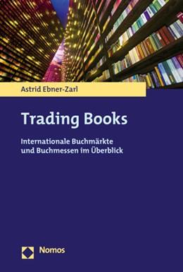 Abbildung von Ebner-Zarl | Trading Books | 1. Auflage | 2020 | beck-shop.de